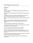 Psychology 1000 Study Guide - Midterm Guide: Language Acquisition Device, Receptive Aphasia, Noam Chomsky