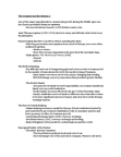 History 1803E Lecture Notes - Commercial Revolution, Usury, Foreign Exchange Market