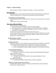MKT 500 Study Guide - Final Guide: Design Of Experiments, Longitudinal Study, Collet