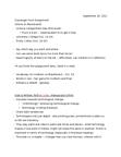 SMC228H1 Lecture Notes - E-Reader, Pretty Ladies, Scavenger Hunt