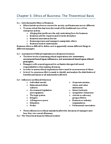 ADM 1301 Chapter Notes - Chapter 5: Business Ethics, Capitalism