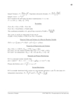 STAT 2040 Study Guide - Final Guide: Random Variable, Linear Map, Standard Deviation