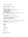 KINE 3670 Lecture Notes - Lateral Sulcus, Spina Bifida, Parietal Lobe