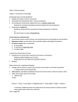 PSL300H1 Lecture Notes - Endocrine System, Fluid Compartments, Extracellular Fluid