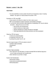 Biochemistry 2280A Lecture Notes - 2Degrees, Cell Nucleus, Formamide