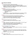 RLGA01H3 Study Guide - Quiz Guide: Guru Gobind Singh, Guru Granth Sahib, Guru Arjan