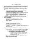 PSYC 251 Chapter Notes - Chapter 9: Language Acquisition Device, Eric Lenneberg, American Sign Language