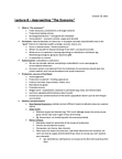 ANT207H1 Lecture Notes - Lecture 7: Extortion, Noble Savage, Conspicuous Consumption