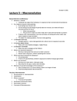 ANT203Y1 Lecture Notes - Lecture 5: Macroevolution, Microevolution, Convergent Evolution