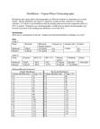 CHEM 212 Lecture Notes - Fractional Distillation, Distillation, Methanol