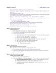 PSYB32H3 Lecture Notes - Lecture 5: Secondary Sex Characteristic, Sexual Maturity, Lymphatic System