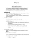 ITM 305 Lecture Notes - Work Breakdown Structure, Application Programming Interface, User Interface Design