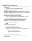 GS231 Chapter Notes -Authority Control, Time Bomb