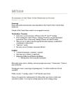 MUS111H1 Lecture Notes - Adam De La Halle, Castrato, Making Money