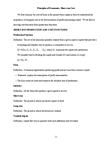 MSCI311 Lecture Notes - Fixed Capital, Average Variable Cost, Marginal Product