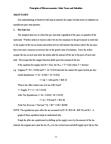 MSCI311 Lecture Notes - Economic Equilibrium, Remittance
