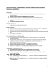 ANT333Y1 Lecture Notes - Lecture 5: Sifaka, True Lemur, Null Hypothesis