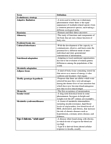ANT208H1 Study Guide - Midterm Guide: Fetal Alcohol Spectrum Disorder, Coronary Artery Disease, Insulin Resistance