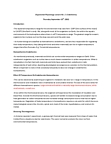 Biology 2601A/B Lecture Notes - Thermogenesis, Ectotherm, Scrotum
