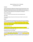 Biology 2601A/B Lecture Notes - Photosynthetic Reaction Centre, Photosystem Ii, Photosystem I