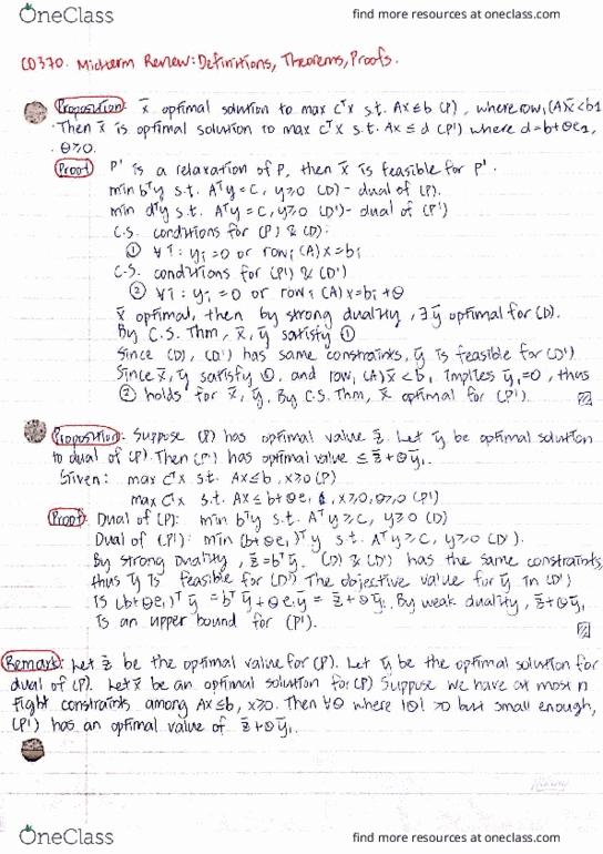 All Educational Materials for Ricardo Fukasawa - OneClass
