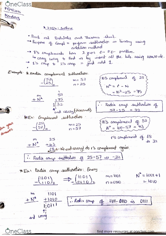 COMP ENG 2DI4 Lecture 12: Lecture Week 05 pdf