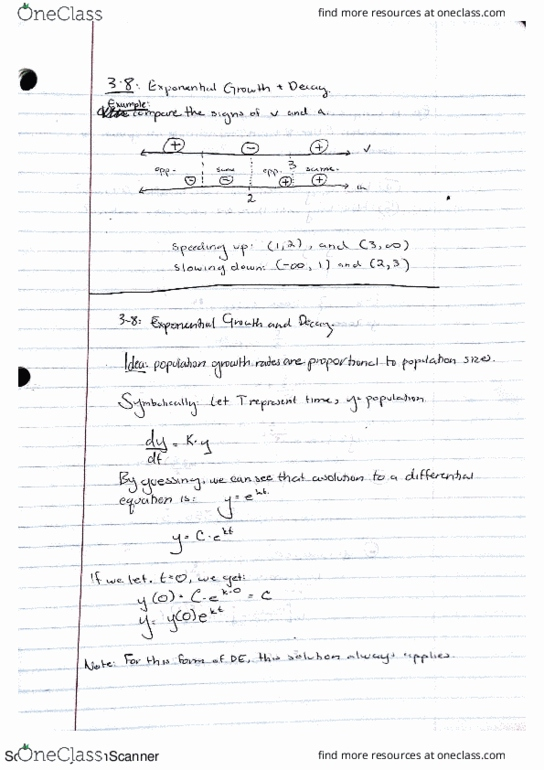 Class Notes for MATH 104 at Glendale Community College (GCC