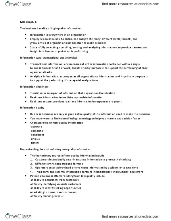 MIS 140 Lecture Notes - Lecture 4: Acceptable Use Policy, Digital Rights  Management, Keystroke Logging