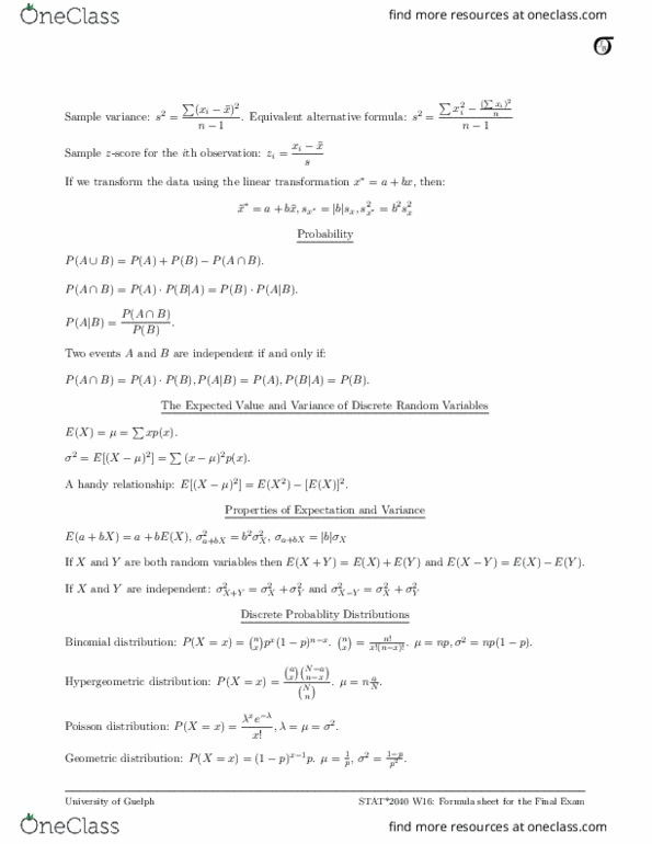 STAT 2040 Lecture Notes - Lecture 1: Simple Random Sample, Saturated Fat,  Statistical Inference