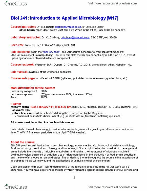 microbiology notes pdf free download