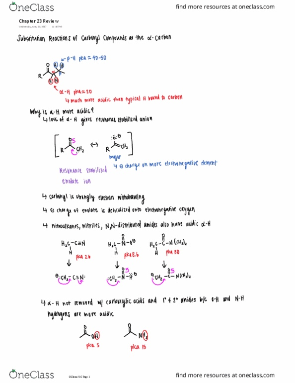 Textbook Notes for Susan King - OneClass