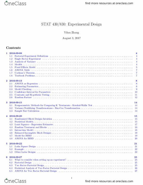 Study Guides for Fernando Camacho - OneClass