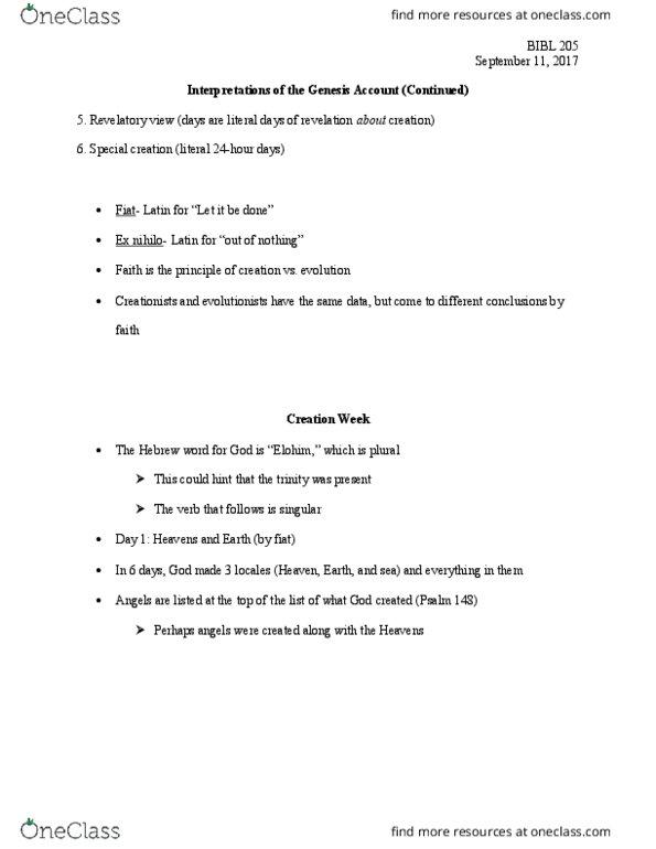 All Educational Materials for Harvey Hartman - OneClass