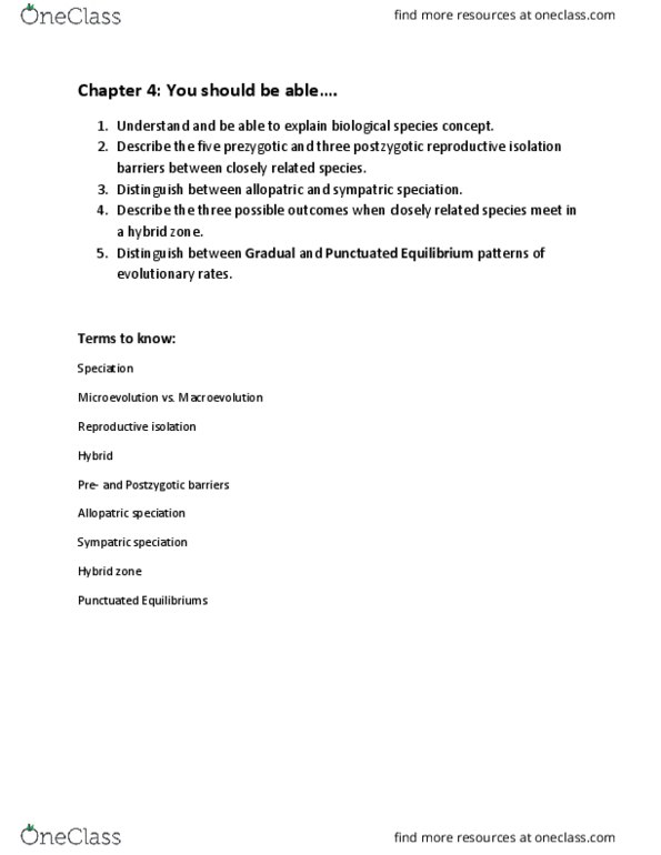 BIO 11- Midterm Exam Guide - Comprehensive Notes for the exam ( 21 pages  long!)