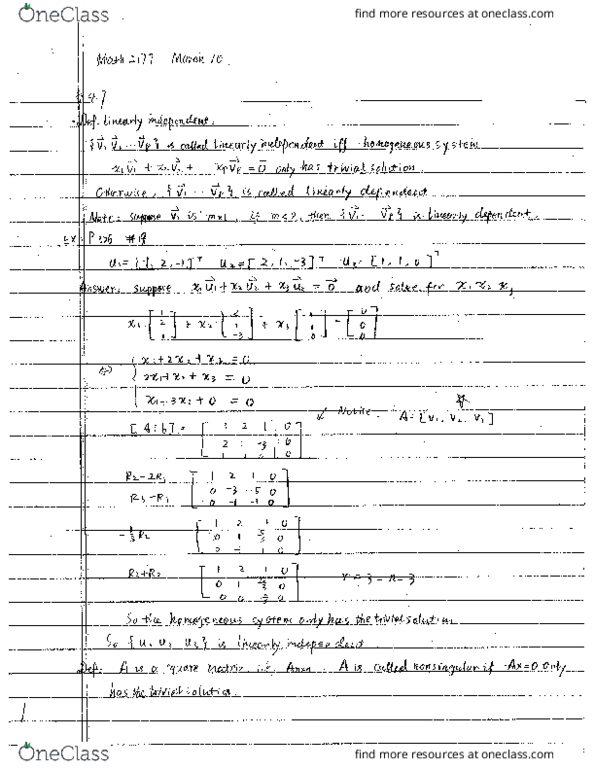 math 2177