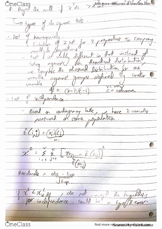 STAT 311 Lecture Notes - Lecture 5: Frequency (Statistics), Microsoft  Onenote, Liquid Oxygen