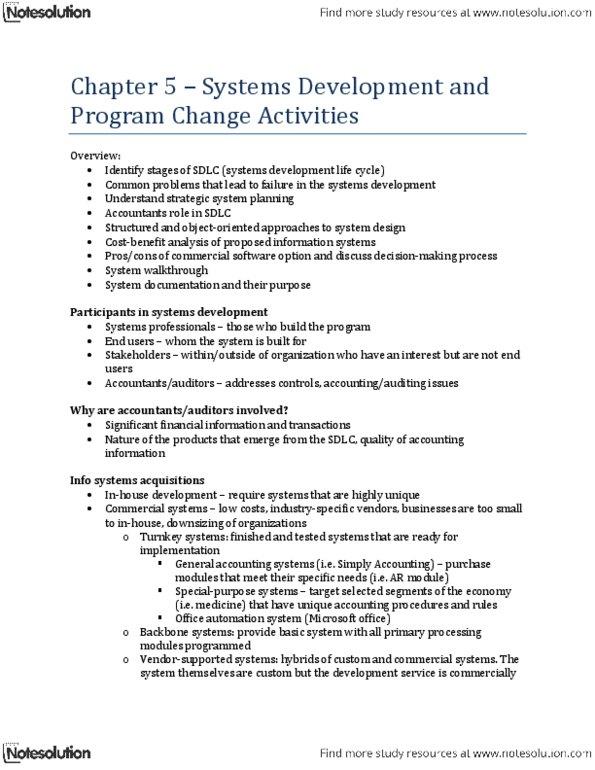 Mgad30h3 Textbook Notes Summer 2013 Chapter 5 Externals Raaf