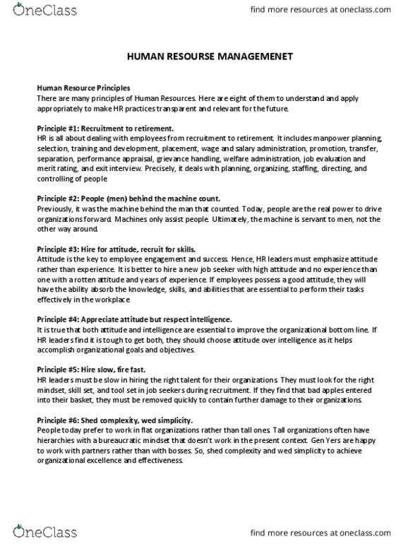 the employee-customer-profit chain at sears summary