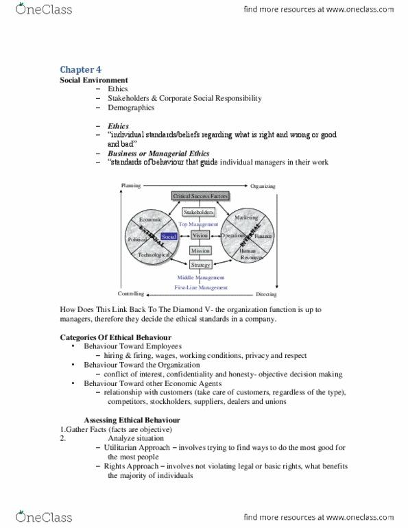 BU111 Study Guide - Midterm Guide: Roaring Twenties, United Nations Global  Compact, Firstline