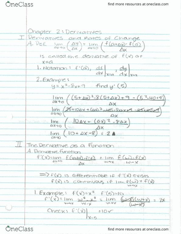 MATH 145- Final Exam Guide - Comprehensive Notes for the exam ( 23 pages  long!)