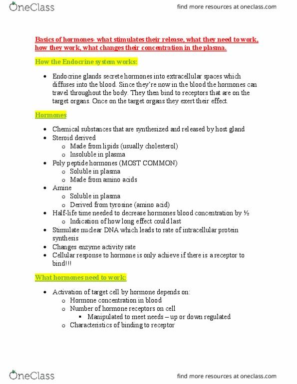 APK 3110C Study Guide - Midterm Guide: 5,6,7,8, Anaerobic Respiration,  Pyruvic Acid