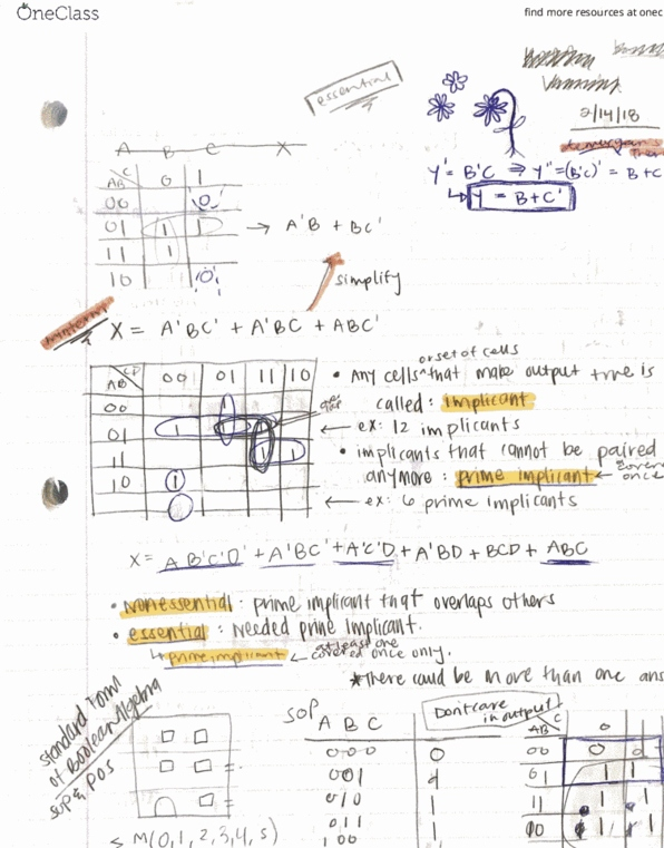 Cl Notes for EECE 144 at Chico State University (CHICO STATE ... on