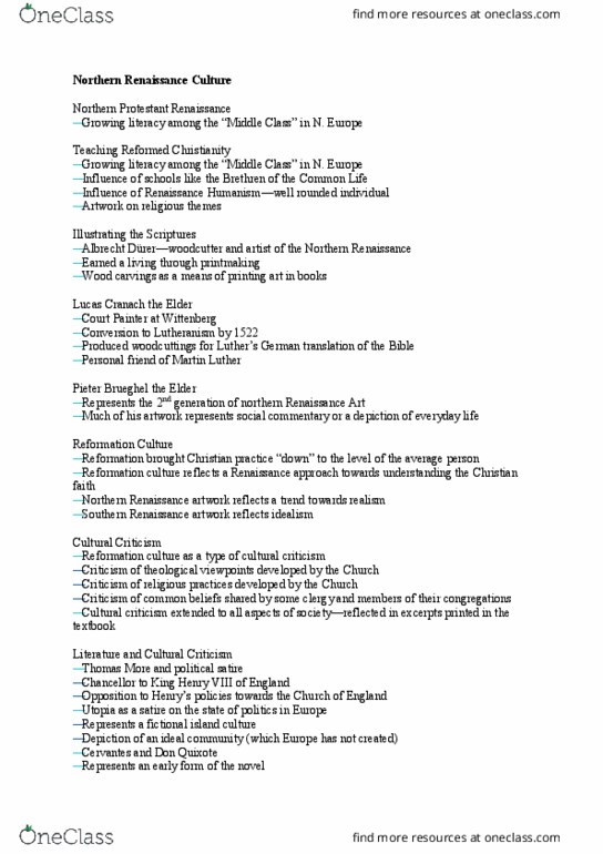 HUM 223 Lecture Notes - Lecture 15: Sirach, Richard Crashaw,  Counter-Reformation