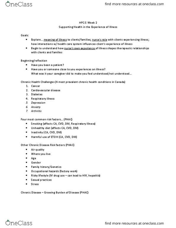 All Educational Materials for Graham Reid - OneClass
