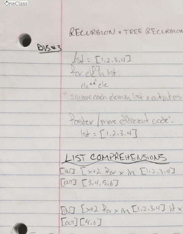 All Educational Materials for De Nero - OneClass
