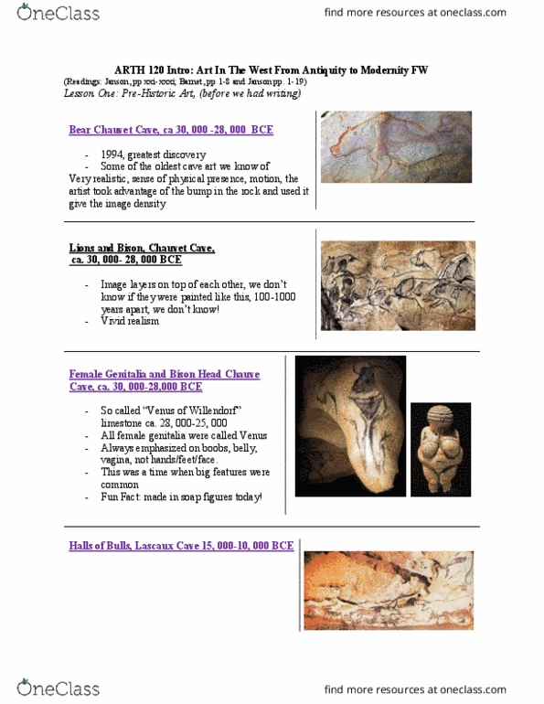 ARTH 120 Lecture Notes - Lecture 2: Cylinder Seal, Music Box, Zahi Hawass