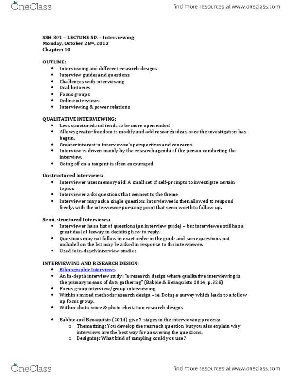 All Educational Materials for Tamiak - OneClass