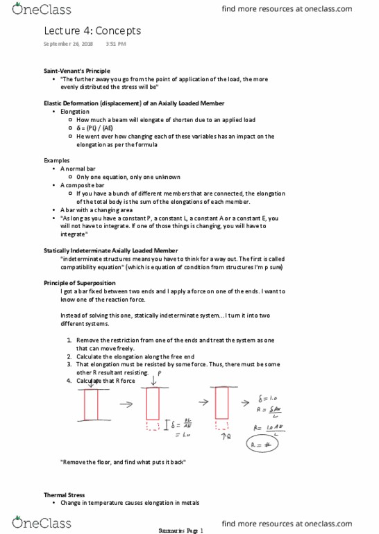Civil and Environmental Engineering 2202A/B Final: Final Review Section 6