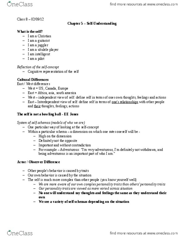 PSYCH 414 Lecture Notes - Overjustification Effect, Bowling Ball, Juggling