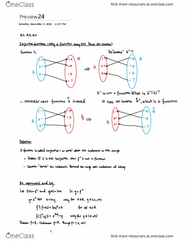 Textbook Notes for MAT137Y1 at University of Toronto St  George